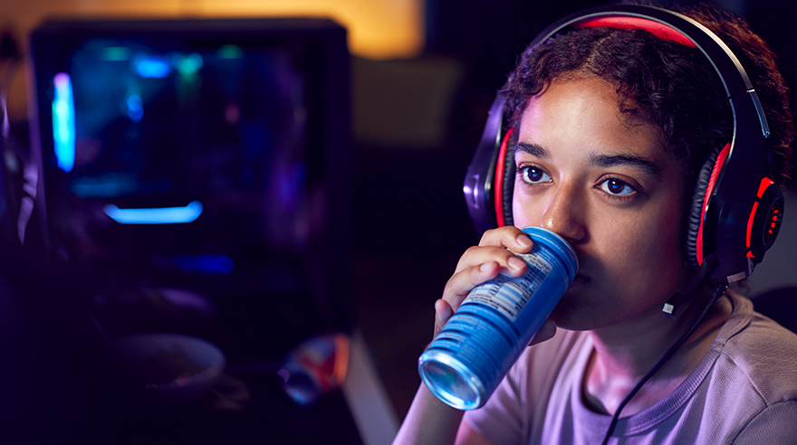Are energy drinks bad for teens?