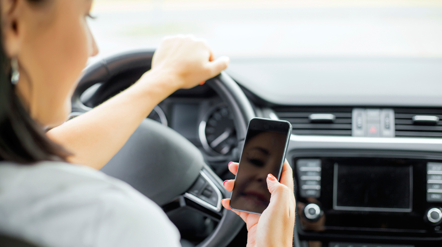 Distracted driving: never worth the risk