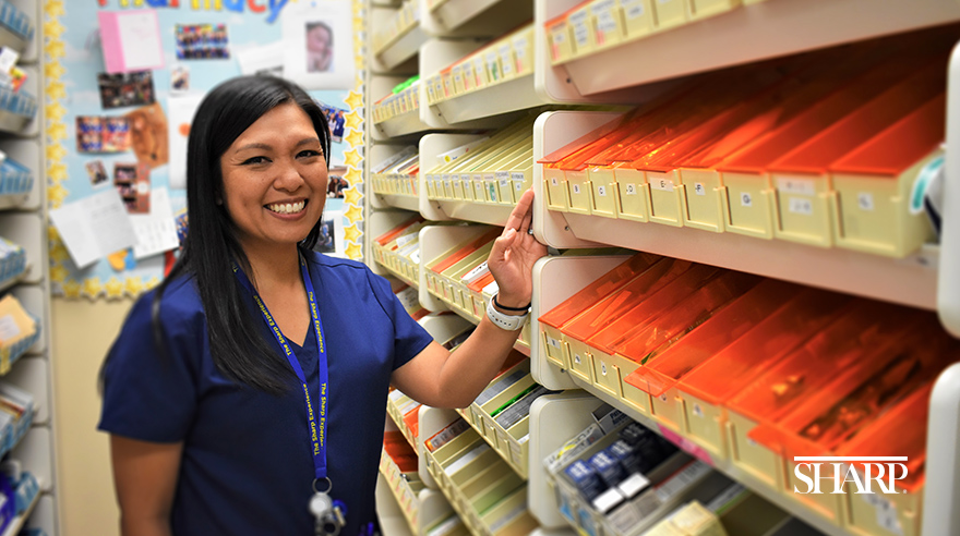 The role of a NICU pharmacist