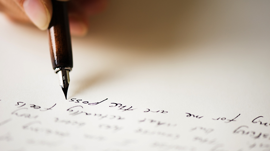 The art (and benefits) of letter writing