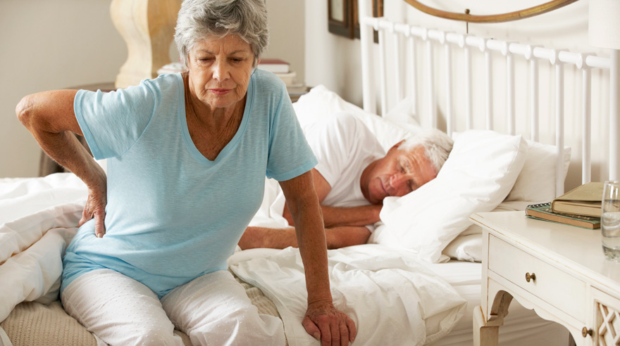 Bed rest may not always help back pain