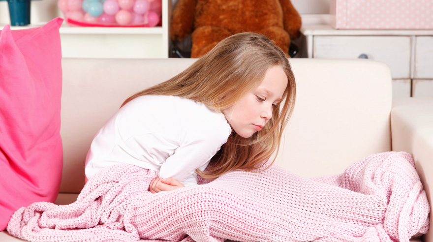 Help for kids with frequent tummy aches