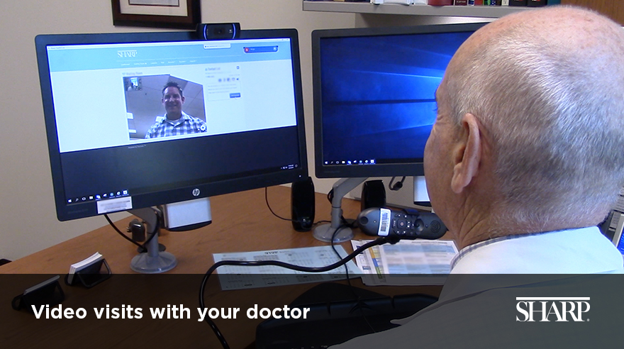 Video visits with your doctor