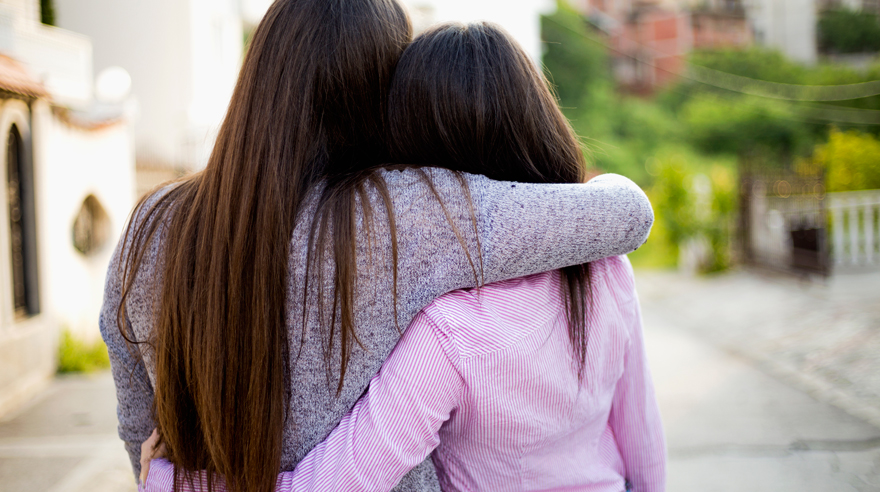 The impact of a sibling leaving home
