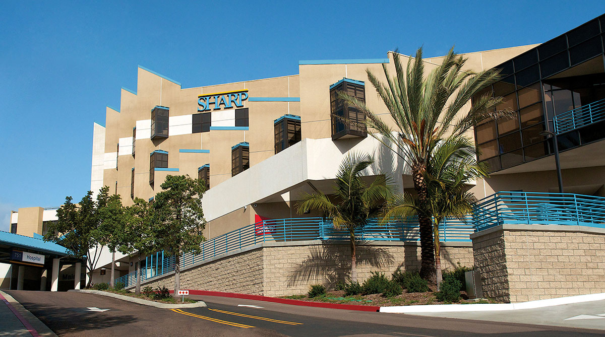 Sharp Chula Vista Medical Center