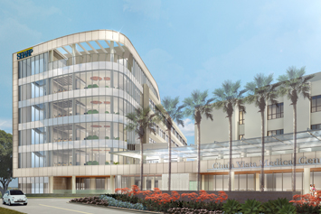 New SCVMC Hospital Tower rendering