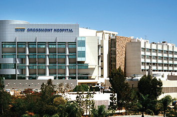 Sharp Grossmont Hospital
